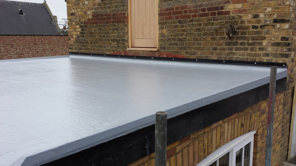 Flat Roof picture