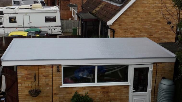 Brett Ives - Kent Flat Roofing - Liquid plastic fiberglass reinforced specialists